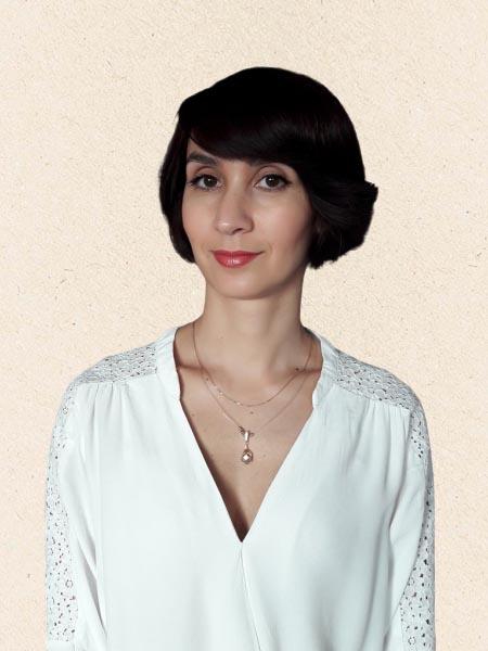 Мирослава Хамраева