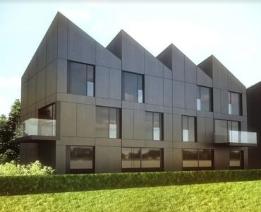 4-комнатная квартира в Кракове
