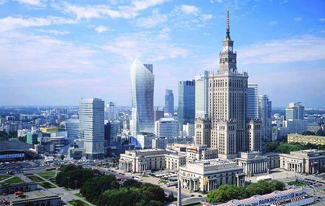 Центр Варшавы