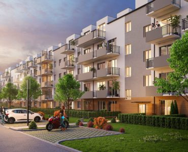 Просторная квартира в Вроцлаве